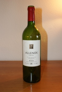 Allende 2001